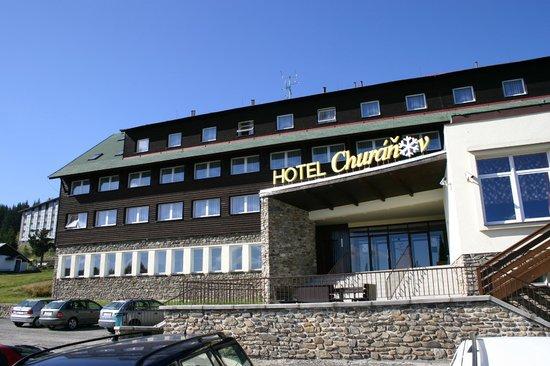 Euroagentur Hotel Churá?Ov