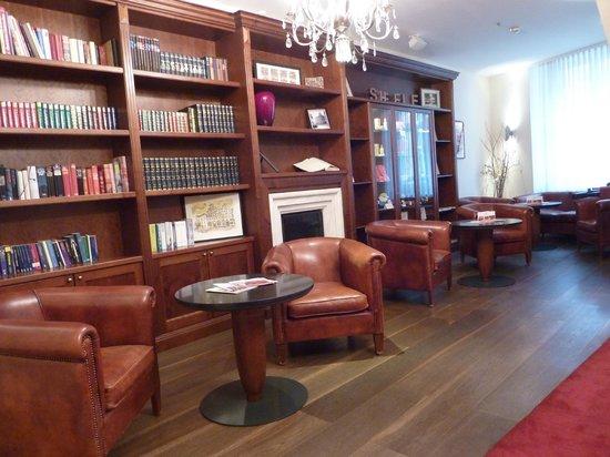 Hotel Scheelehof Stralsund: Lobby