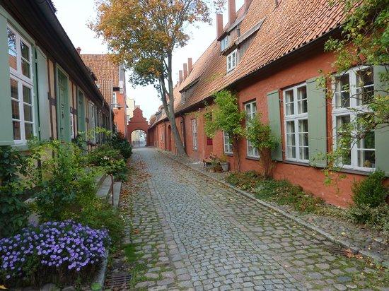Romantik Hotel Scheelehof: Part of Stralsund