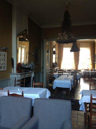 Hotel Ter Duinen: dining room