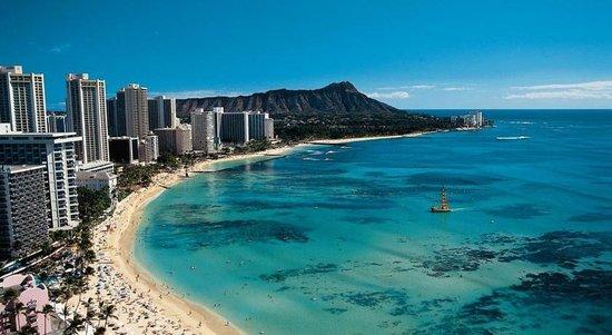 Sheraton Waikiki: 部屋からのビュー