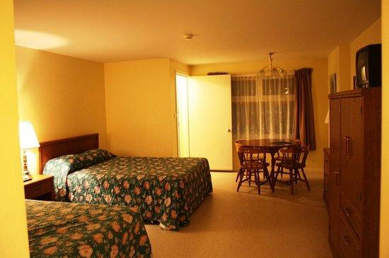 L'Hotel Robert: chambre standard non rénovée