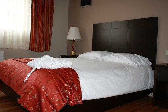 L'Hotel Robert: chambre supérieure rénovée