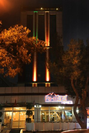 Rhiss Hotel Maltepe: Hotel