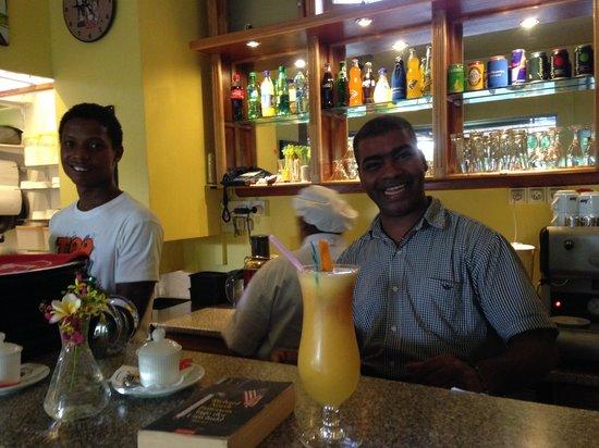 Coffee Garden: Exotic Cocktail (Ganesha's secret recipe..)