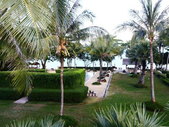 Muang Kulaypan Hotel: территория отеля