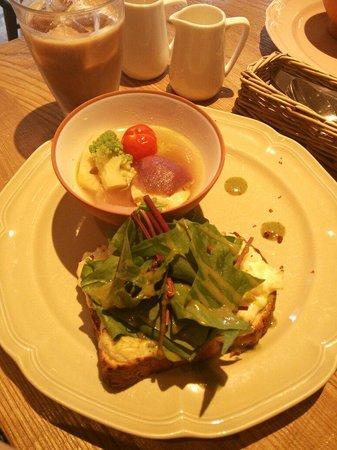 Afternoon Tea, Kobe Daimaru