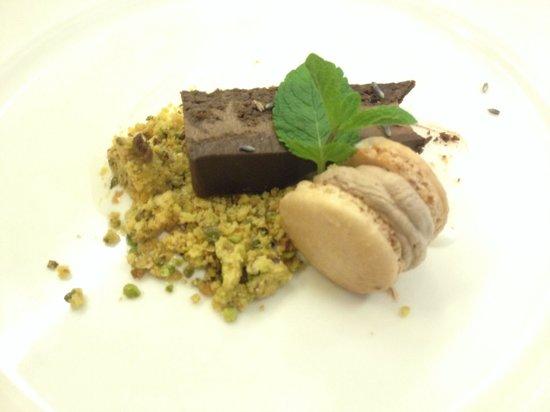 Bistro del Mare: Tortino al doppio cioccolato