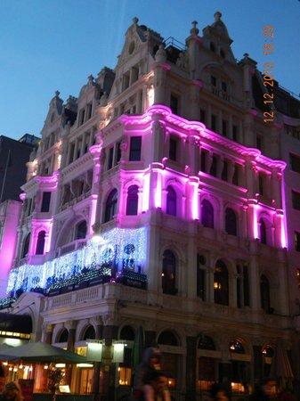 Premier Inn London Leicester Square Hotel : Premier Inn