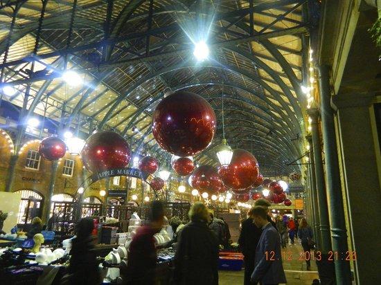 Premier Inn London Leicester Square Hotel : Covent Garden, lo adoro!