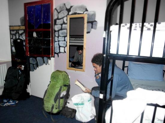MacGabhainns Backpacker Hostel: Bedroom