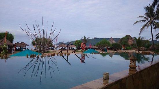 Novotel Lombok : upper pool