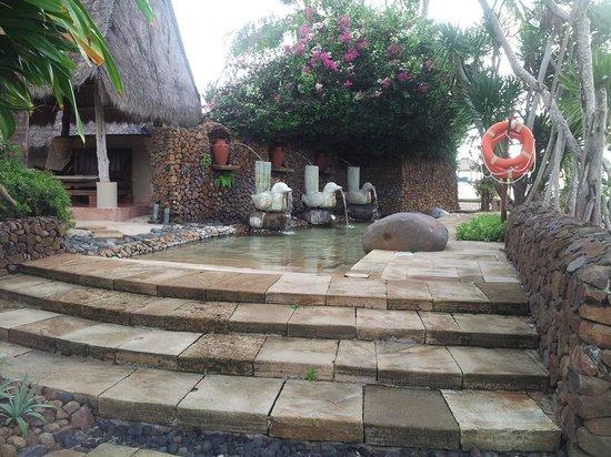 Novotel Lombok : children pool