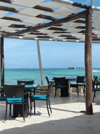 Barcelo Bavaro Beach - Adults Only: Restaurante La Brisa - excelente vista
