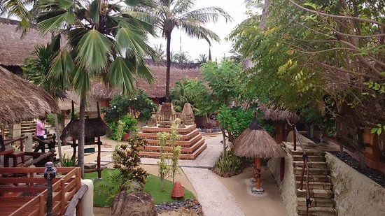 Novotel Lombok : common area