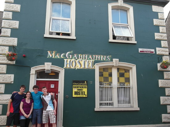 MacGabhainns Backpacker Hostel 사진