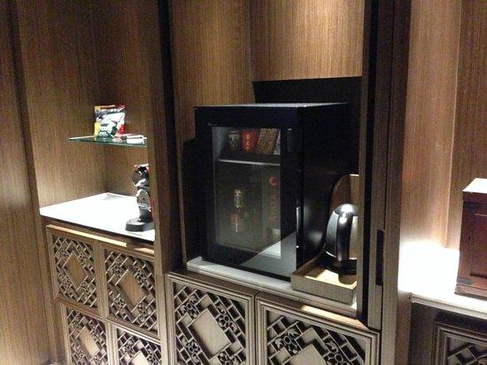 Mira Moon Hotel : minibar
