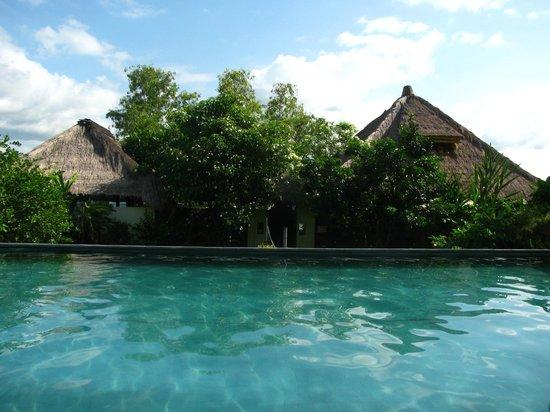 Bloo Lagoon Village: pool view