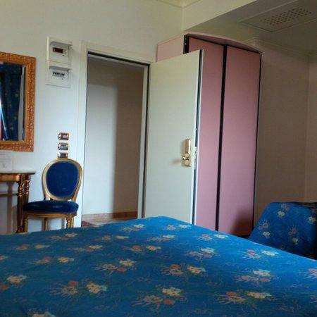 Hotel Da Vito: Room