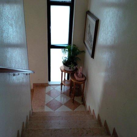 Hotel Da Vito: Rooms' Access