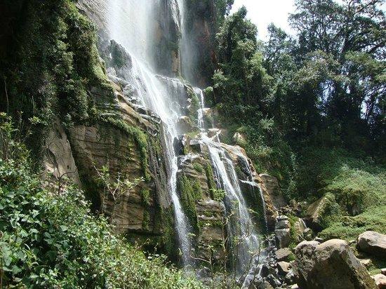 Yumbilla Waterfall: cataratas de Yumbilla