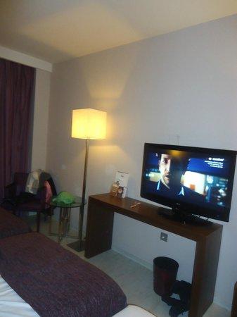 Hotel Carmen Granada: habitacion triple
