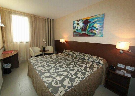 Hotel & Spa Real Ciudad de Zaragoza : habitacion