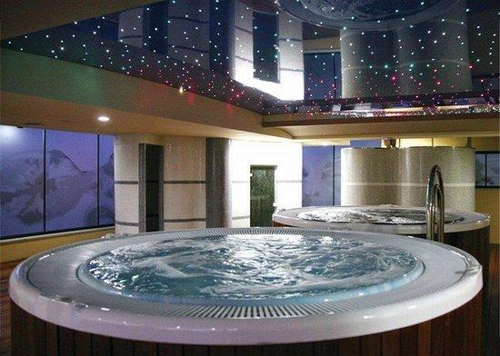 Hotel & Spa Real Ciudad de Zaragoza: spa