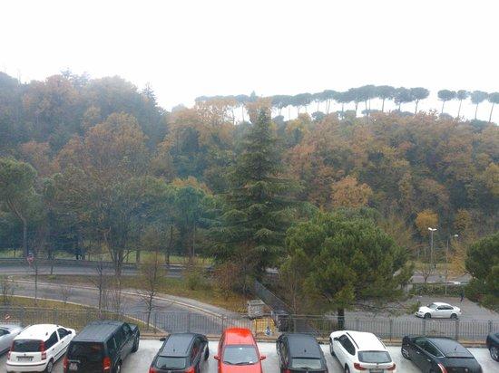 Hotel Gio' Wine e Jazz Area: View