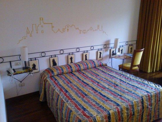 Hotel Gio' Wine e Jazz Area: Room
