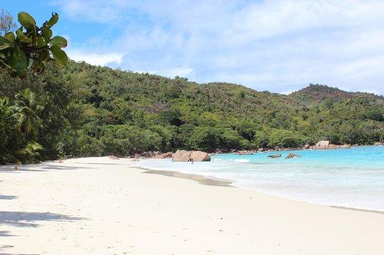 Villa Cocotier : пляж anse lazio