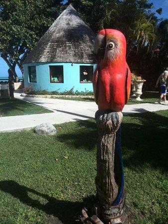 Sandals Grande Antigua Resort & Spa: Beach Souvenir Store