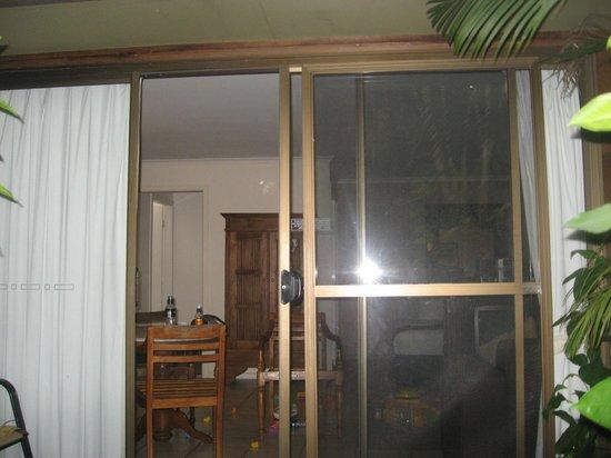 BreakFree Aanuka Beach Resort : looking at the villa from outside