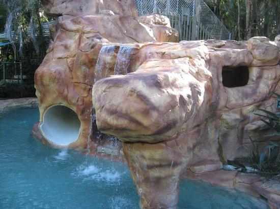 BreakFree Aanuka Beach Resort: the second pool