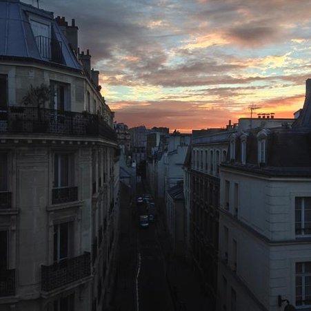 Les Toits du Marais : Morning from Le Toits du Marais