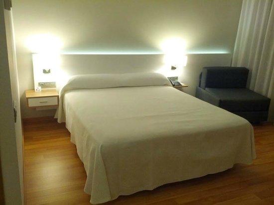 RH Bayren Hotel & Spa: Cama king size