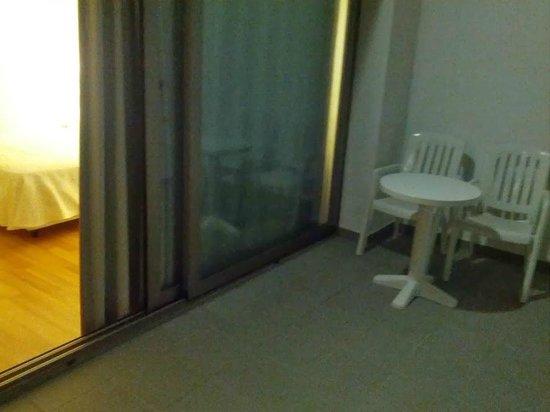 RH Bayren Hotel & Spa: Terraza de la habitación