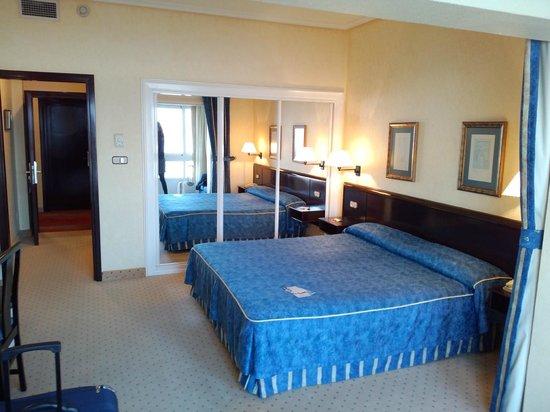 Talaso Hotel Louxo La Toja: Room