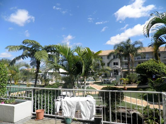 Pelican Cove Apartments: View from unit # 15