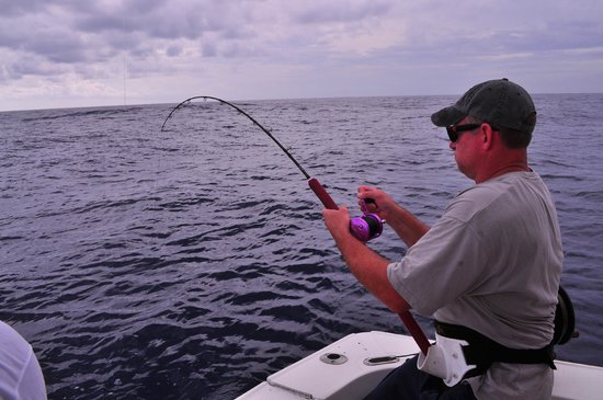 Fishing cancun best light tackle fishing in cancun and for Cancun fishing trips