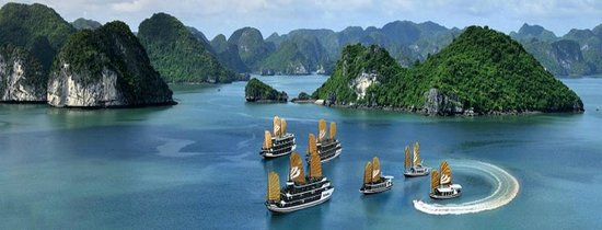 Halong Luxury Cruise Lines Day Tours Halong Bay