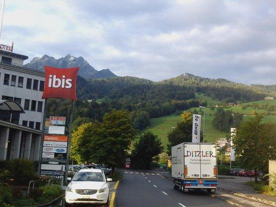 ibis Luzern Kriens: Hotel ibis kriens - Sitzerland