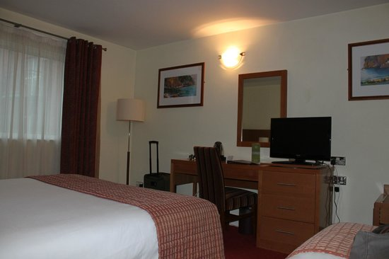 Drury Court Hotel: Drury Court double room