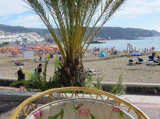 Guayarmina Princess Hotel: los chritianos strand