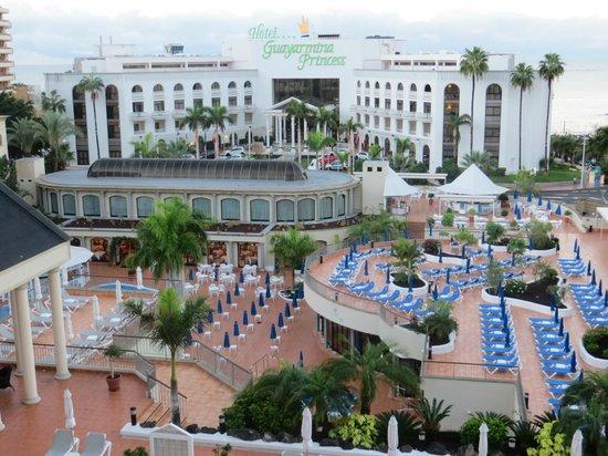 Guayarmina Princess Hotel : het hotel