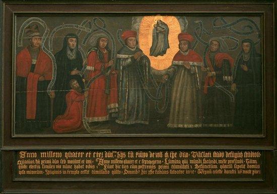 St. Nikolai Cathedral: Epitaph