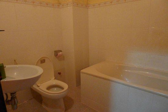 Bun Kao Guesthouse : Bathroom