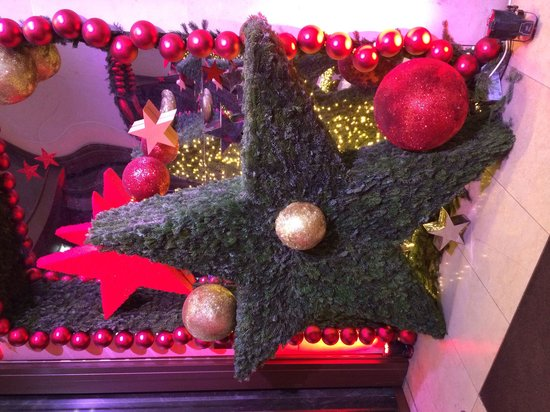 Mandarin Oriental, Paris: Celebrating the holidays