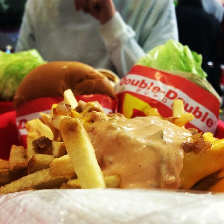 In-N-Out Burger: Animal Style Fries, Double-Double & Protein Double-Double