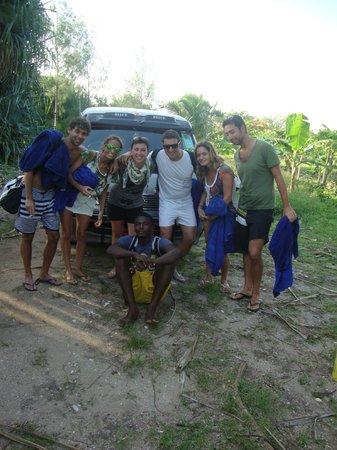 Dongwe Club : di ritorno dal safari blu
